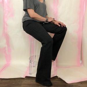CAbi Long 204L Flap Pocket Trouser Jeans Wide Leg